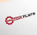 The Flats at Maple & Motor Logo - Entry #48