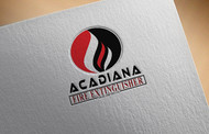 Acadiana Fire Extinguisher Sales and Service Logo - Entry #205