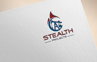 Stealth Projects Logo - Entry #372