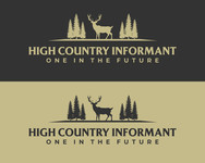 High Country Informant Logo - Entry #252