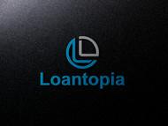 Loantopia Logo - Entry #30