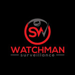 Watchman Surveillance Logo - Entry #238