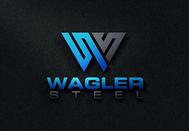 Wagler Steel  Logo - Entry #80