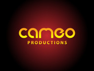 CAMEO PRODUCTIONS Logo - Entry #152