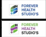 Forever Health Studio's Logo - Entry #118