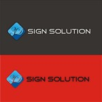 3D Sign Solutions Logo - Entry #114