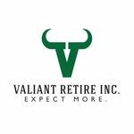 Valiant Retire Inc. Logo - Entry #344