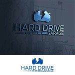 Hard drive garage Logo - Entry #297