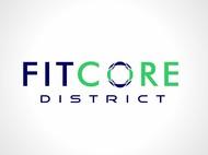 FitCore District Logo - Entry #170