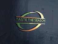 Taste The Season Logo - Entry #153