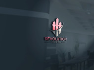 Revolution Fence Co. Logo - Entry #86