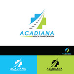 Acadiana Medical Transportation Logo - Entry #99