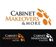 Cabinet Makeovers & More Logo - Entry #125