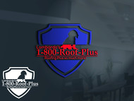 1-800-Roof-Plus Logo - Entry #147