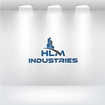 HLM Industries Logo - Entry #167