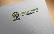 Right Now Semi Logo - Entry #143