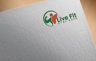 Live Fit Stay Safe Logo - Entry #76