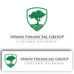Spann Financial Group Logo - Entry #449