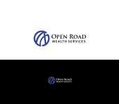 "Open Road Wealth Services, LLC  (The ""LLC"" can be dropped for design purposes.) Logo - Entry #96"