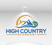 High Country Informant Logo - Entry #274