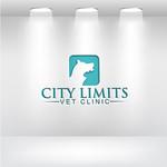 City Limits Vet Clinic Logo - Entry #20