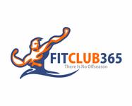 Fit Club 365 Logo - Entry #49