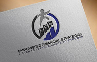 Empowered Financial Strategies Logo - Entry #418