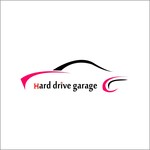 Hard drive garage Logo - Entry #175