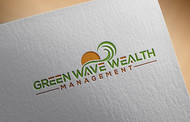 Green Wave Wealth Management Logo - Entry #69