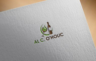 Al C. O'Holic Logo - Entry #18