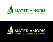 Mater Amoris Montessori School Logo - Entry #413