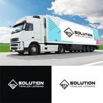Solution Trailer Leasing Logo - Entry #392