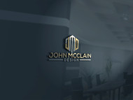 John McClain Design Logo - Entry #68