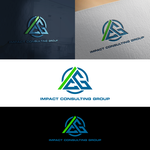 Impact Consulting Group Logo - Entry #332