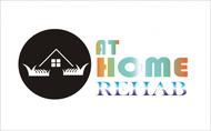At Home Rehab Logo - Entry #48