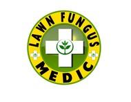 Lawn Fungus Medic Logo - Entry #103