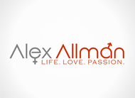Alex Allman Logo - Entry #22