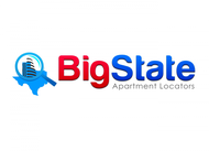 Big State Apartment Locators Logo - Entry #51