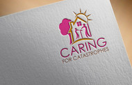 CARING FOR CATASTROPHES Logo - Entry #29