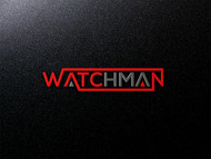 Watchman Surveillance Logo - Entry #62