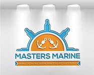 Masters Marine Logo - Entry #119