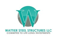 Wattier Steel Structures LLC. Logo - Entry #61