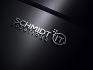 Schmidt IT Solutions Logo - Entry #160