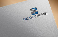TRILOGY HOMES Logo - Entry #96