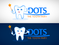 dots, the tooth fairy Logo - Entry #73