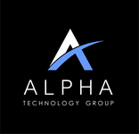 Alpha Technology Group Logo - Entry #161