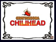 Chattanooga Chilihead Logo - Entry #113