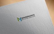 MAIN2NANCE BUILDING SERVICES Logo - Entry #112