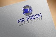 Mr. Fresh Carpet Care Logo - Entry #146