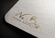 We Buy Your Shorts Logo - Entry #15